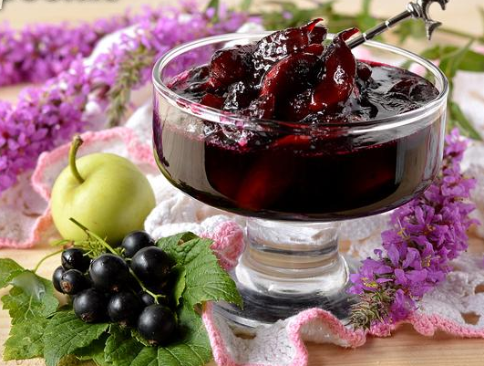 Варенье из черной смородины -18 рецептов на зиму