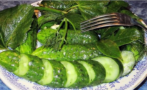 Острые малосольные огурцы рецепт быстрого приготовления и 10 лучших способов