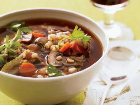 Сколько варить грибной суп из замороженных грибов