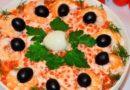 Салат из кальмаров — 25 рецептов очень вкусных салатов