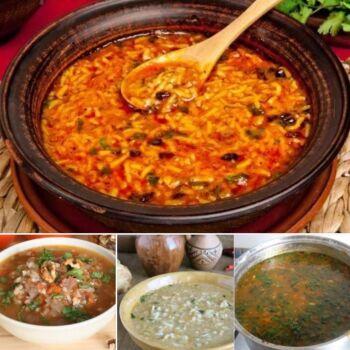 Постный суп харчо. Рецепты приготовления харчо в домашних условиях