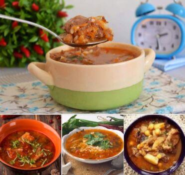 Суп харчо из баранины. Как приготовить самый вкусный харчо с бараниной